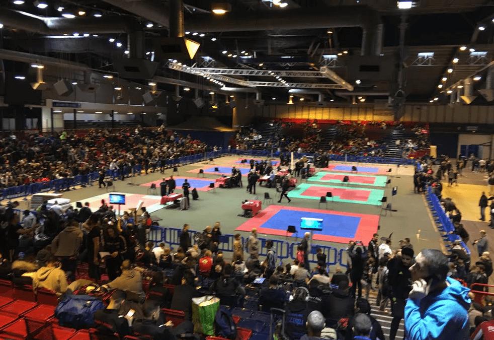 Championnat de France Kick-Light Paris 2019