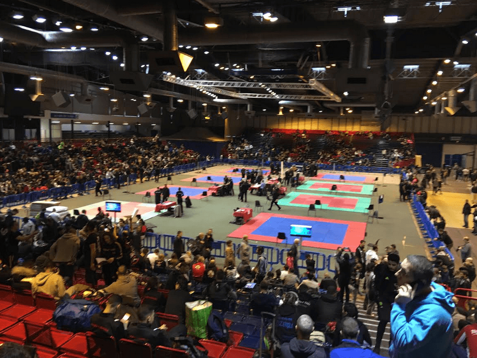 Savate Laneuveville Championnat-de-France-Kick-Light-Paris-2019-2 Accueil