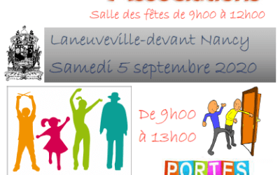 Savate Laneuveville forum-assos-2020-400x250 Actualités