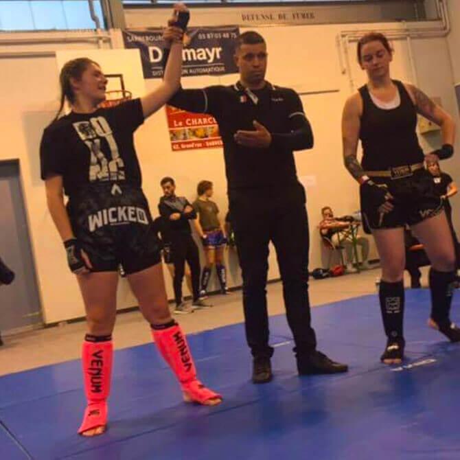 Savate Laneuveville SAVATE-LANEUVEVILLE-KickBoxing Kickboxing