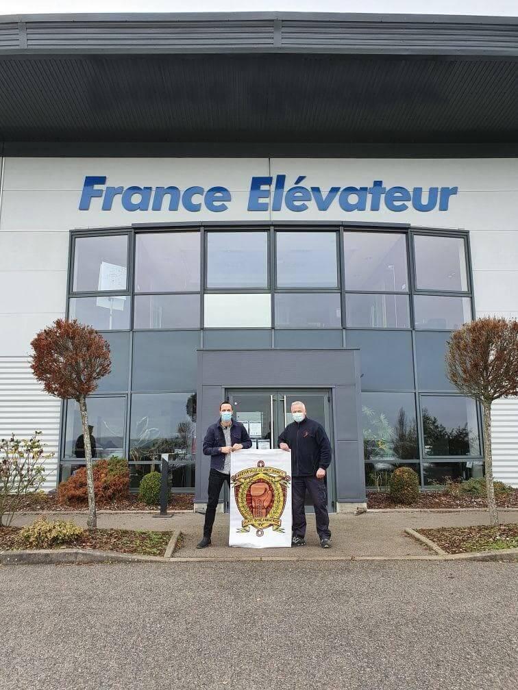 Savate Laneuveville France-Elevateur De nouveaux sponsors nous rejoignent !